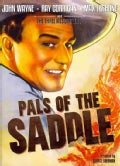 Pals of the Saddle (DVD)