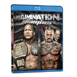 WWE Elimination Chamber 2013 (Blu-ray Disc)