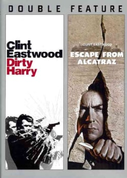 Dirty Harry/Escape From Alcatraz (DVD)