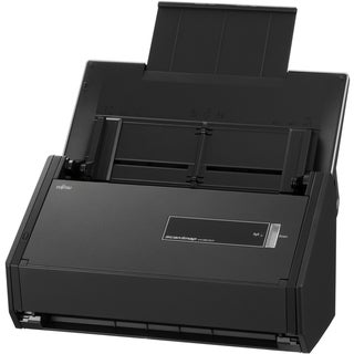 Fujitsu ScanSnap iX500 Desktop Scanner for PC and Mac (Trade Complian