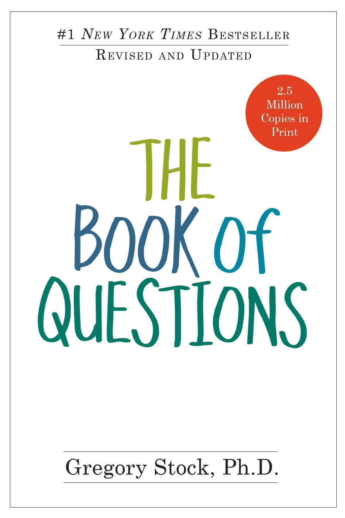 The Book of Questions (Paperback)