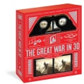 The Great War in 3d: A Book Plus a Stereoscopic Viewer, Plus 35 3d Photos of Men in Battle, 1914-1918 (Novelty book)