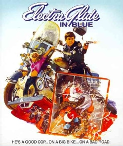 Electra Glide In Blue (Blu-ray Disc)