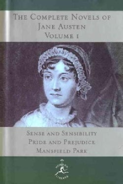 Complete Novels of Jane Austen (Hardcover)