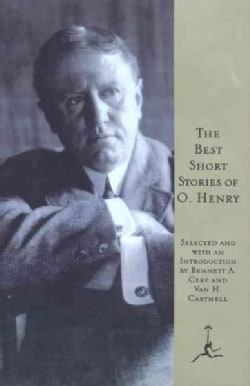 The Best Short Stories of O. Henry (Hardcover)