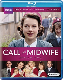 Call the Midwife: Season Two (Blu-ray Disc)