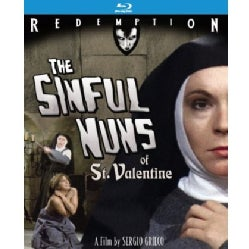 The Sinful Nuns of Saint Valentine (Blu-ray Disc)