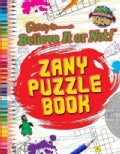 Ripley's Believe It or Not! Zany Puzzle Book (Paperback)