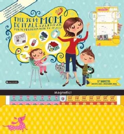 Mom Do It All 17-Month 2014 Calendar (Calendar)
