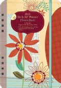 Flower Patch 17 Months 2014 Do It All Planner: August 2013 - December 2014 (Calendar)