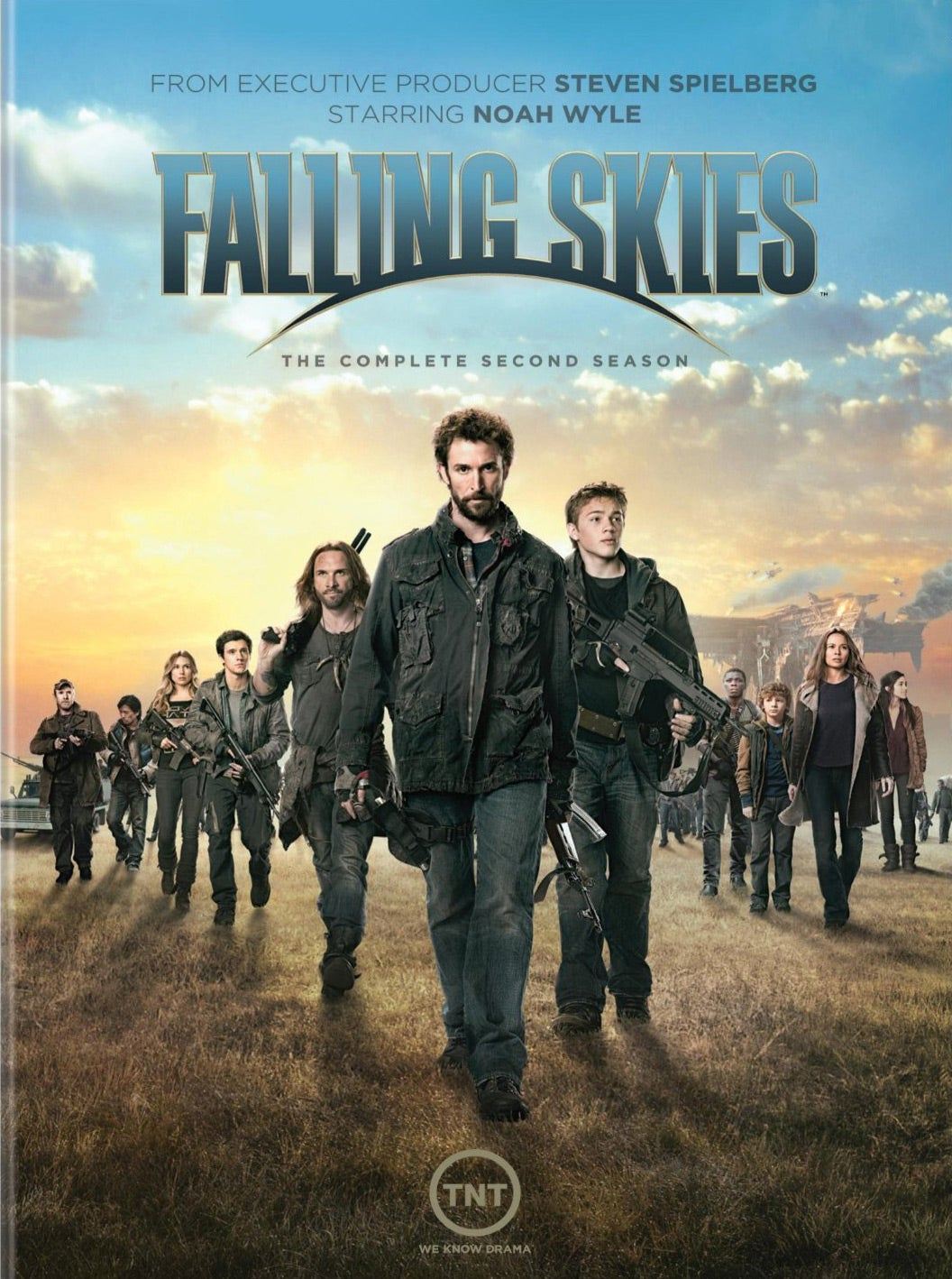Falling Skies: The Complete Second Season (DVD)