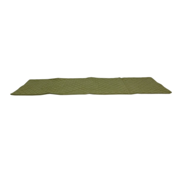 Quilted Sage Pet Bed Scarf