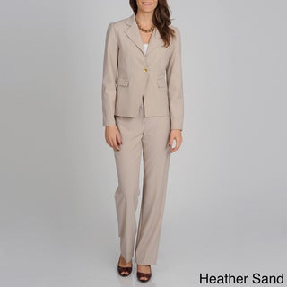 Atelier Women's Single-button Pant Suit