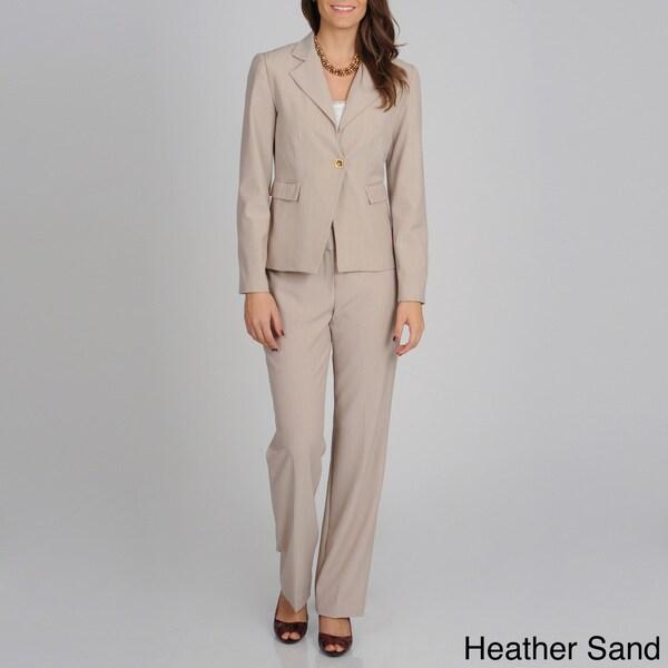 Atelier Women's Single-button Pant Suit