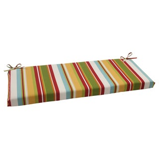 Pillow Perfect Outdoor Beachside McCoury Bench Cushion