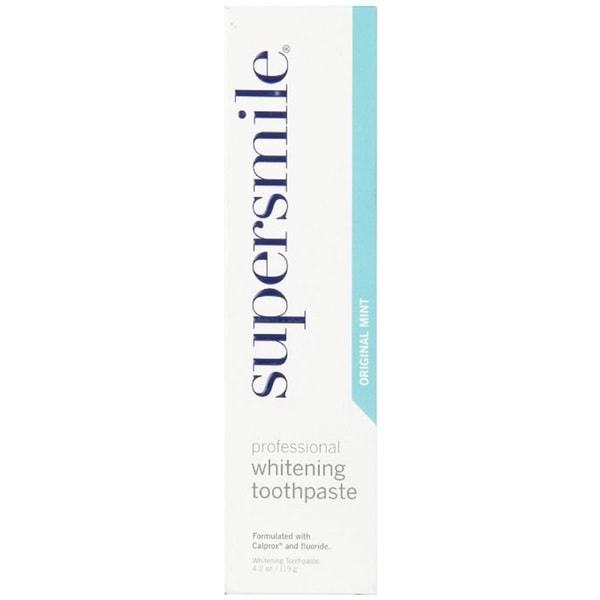 Supersmile Professional Whitening 4.2-ounce Toothpaste