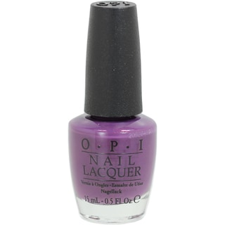 OPI Dutch Ya Just Love OPI? Purple Nail Lacquer