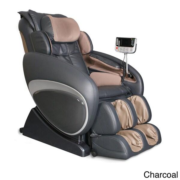 osaki os 4000 deluxe zero gravity massage chair 15210025 overstock