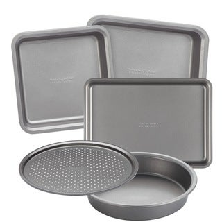 KitchenAid Bakeware 5-Piece Toaster Oven Bakeware Set