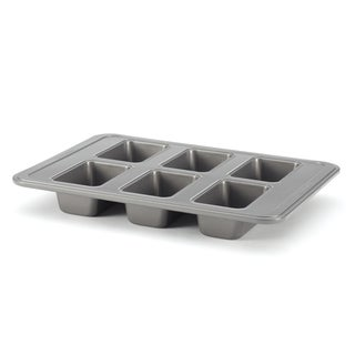 KitchenAid Bakeware 6-Cup Mini Loaf Pan