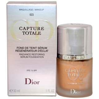 Dior Capture Totale SPF15 Radiance Restoring Serum Foundation