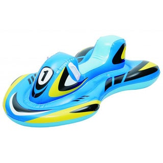 Blue Wave Blade Runner 5-foot Inflatable Ride-On Pool Toy