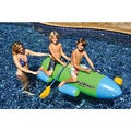 Swimline OutRigger 77-inch Inflatable Ride-On Pool Toy