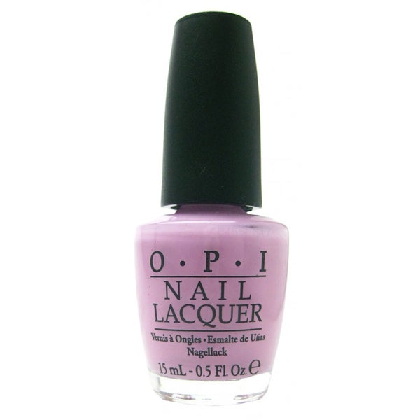 OPI Lucky Lucky Lavender Nail Lacquer