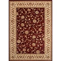 Woven Wilton Red Traditional Persian Rug (2.7 x 7'10)