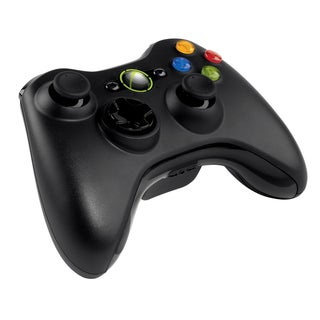 Xbox 360 - Wireless Controller Black