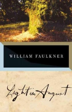 Light in August: The Corrected Text (Paperback)