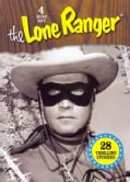 The Lone Ranger: 28 Thrilling Episodes (DVD)