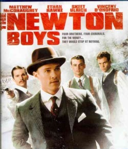 The Newton Boys (Blu-ray Disc)