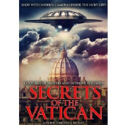 Secrets of the Vatican (DVD)