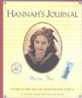 Hannah's Journal: The Story of an Immigrant Girl (Paperback)