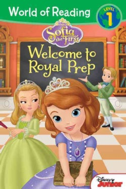 Welcome to Royal Prep (Paperback)