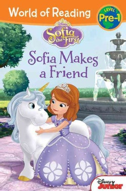 Sofia Makes a Friend (Paperback)