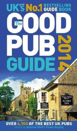The Good Pub Guide, 2014 (Paperback)