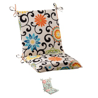 Pom Pom Play Squared Chair Cushion