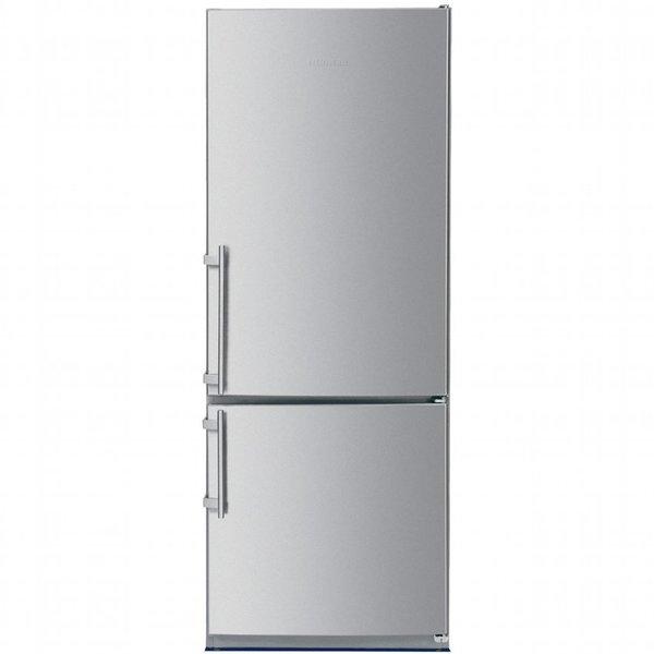 Liebherr Stainless Steel 15.5 c.f. Freezer/ Refrigerator