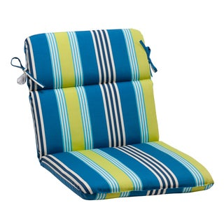 Waverly Sun-n-Shade Oncore Lagoon Rounded Chair Cushion