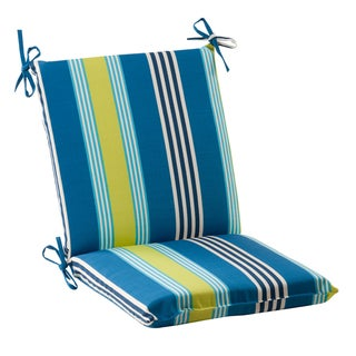 Waverly Sun-n-Shade Oncore Lagoon Squared Seat Cushion