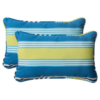 'Oncore' Rectangular Throw Pillows (Set of 2)