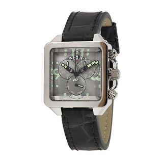 Android Men's 'Galatopus 40 Chrono' Grey Stainless Steel Watch