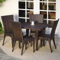 review detail Christopher Knight Home Brooke 5-piece Outdoor Dining Set