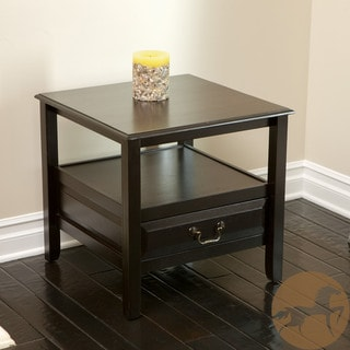 Christopher Knight Home Atlanta Acacia Wood Accent Table