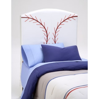 Youth Twin Baseball Headboard