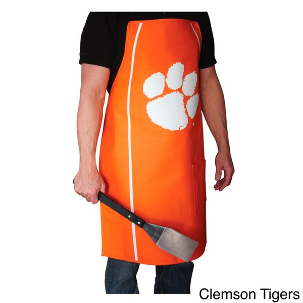 NCAA Team Logo Heavyweight Cotton Jersey Apron