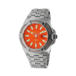 Android Men's Orange DM Predator Automatic Watch