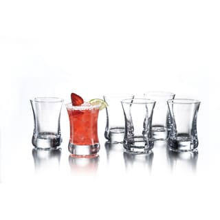 Fifth Avenue Crystal Kentucky 4-ounce Shot Glass (Set of 6)